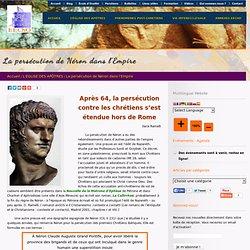 La persécution de Néron dans l'Empire
