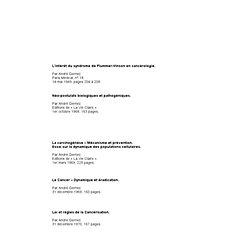 Bibliographie - Association Pour André Gernez