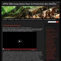 Le Monde selon Monsanto - association pour la protection des abeilles