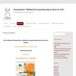 """Association """"Médecine et psychanalyse dans la cité"""""""