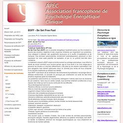 BSFF / Association de Psychologie Energétique Clinique