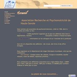 Association Recherche et psychomotricité de Haute-Savoie