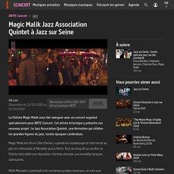 Magic Malik Jazz Association Quintet à Jazz sur Seine