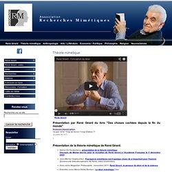 Théorie mimétique - Association Recherches Mimétiques