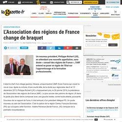 L'Association des régions de France change de braquet