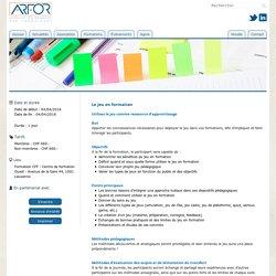 ARFOR – Association Romande des Formateurs