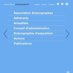 Association scénographes