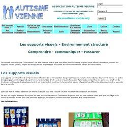 Association Autisme Vienne : Sélection d'adresses de webs pratiques