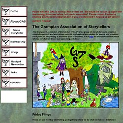 Grampian Association of Storytellers