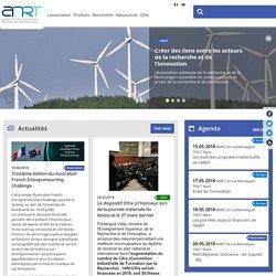 ANRT - Association Nationale de la Recherche et de la Technologie : CIFRE