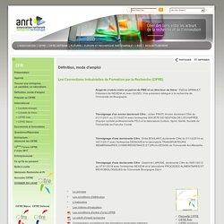 ANRT - Association Nationale de la Recherche et de la Technologie
