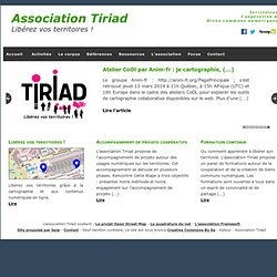 Association Tiriad - Libérez vos territoires !