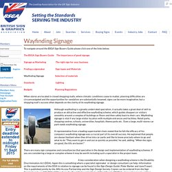 BSGA - British Sign & Graphics AssociationBSGA – British Sign & Graphics Association