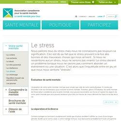 Association canadienne pour la santé mentaleAssociation canadienne pour la santé mentale
