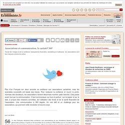 Associations et communication, le caritatif 360°