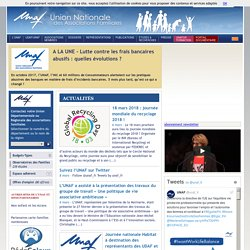UNAF - site de l'Union Nationale des Associations Familiales