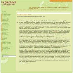 La toile botanique n°97 Associations botaniques francophones