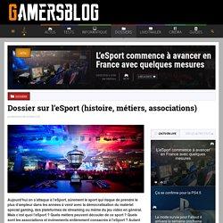 Dossier sur l'eSport (histoire, métiers, associations) - Gamersblog