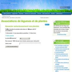 Associations de légumes et de plantes « Associations Favorables « Bio-Astuces