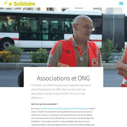 Associations et ONG