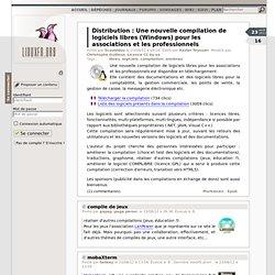 Une nouvelle compilation de logiciels libres (Windows) pour les associations et les professionnels