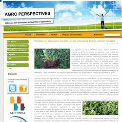 Développer les associations annuelles céréales protéagineux dans les systèmes fourragers