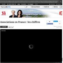 Associations en France : les chiffres en replay - 26 septembre 2014