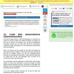 SondAsso - Enquêtes et sondages en ligne pour mieux connaître les associations