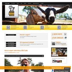 Progetto Vivere Vegan - sito ufficiale dell'associazione Progetto Vivere Vegan OnlusProgetto Vivere Vegan
