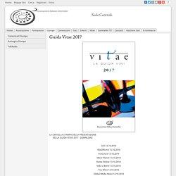 Guida Vitae 2017 - Associazione Italiana Sommelier