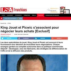 King Jouet et Picwic s'associent pour... - Loisirs, culture