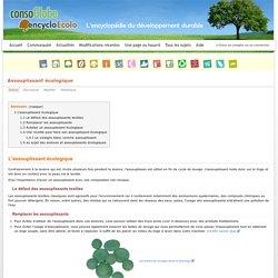 Assouplissant écologique