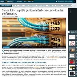 Samba 4.6 assouplit la gestion de Kerberos et améliore les performances