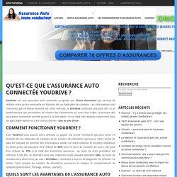Qu'est-ce que l'assurance auto connectée YouDrive ?