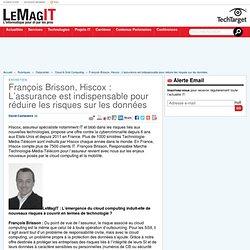 Hiscox : Assurance et risque de données