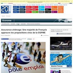Assurance chômage: Une majorité de Français approuve les propositions choc de la CGPME