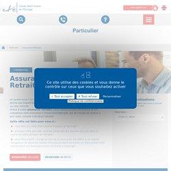 Assurance Retraite - CFE