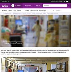 Assurance maladie : pendant la crise sanitaire, les économies continuent