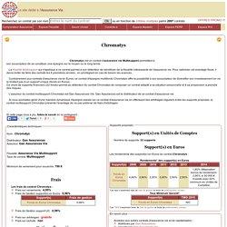 Chromatys(Gan Assurances -Gan Assurances Vie) : caractéristiques, rendements contrat d'assurance vie en Euros Multi-support Chromatys - Cofloma