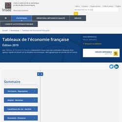 Banques - Assurances − Tableaux de l'économie française