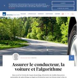 Assurer le conducteur, la voiture et l'algorithme
