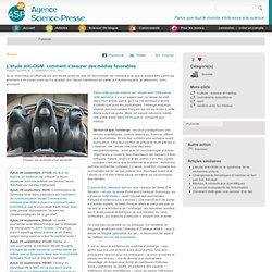 L'étude anti-OGM: comment s'assurer des médias favorables