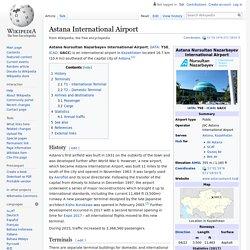 Astana International Airport