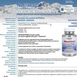 Astaxanthine 4 mg - 60, 90, 180 capsules