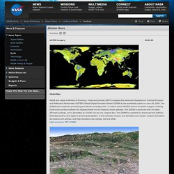ASTER Imagery