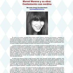 La Casa de Asterión No. 40 - Vol X - Marvel Moreno y su obra, Mercedes Ortega González-Rubio