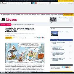 Astérix, la potion magique d'Hachette