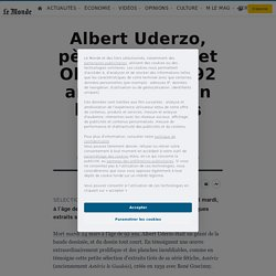 Albert Uderzo, père d'Astérix et Obélix mort à 92 ans, raconté en huit planches cultes