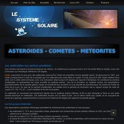 Astéroides - Comètes