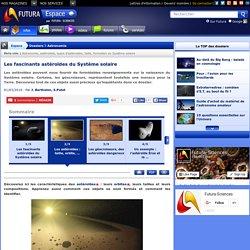 Les astéroïdes : taille, orbite, composition et formation